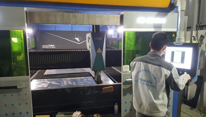 Địa chỉ cắt laser kim loại Hà Nội