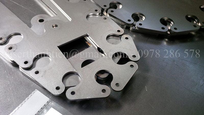 Công nghệ cắt CNC Laser và ứng dụng trong ngành công nghiệp