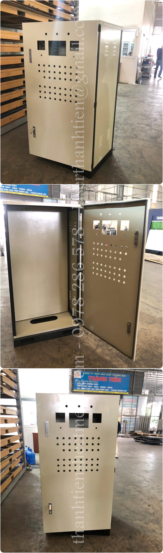 Gia công vỏ hộp điện theo yêu cầu của khách hàng
