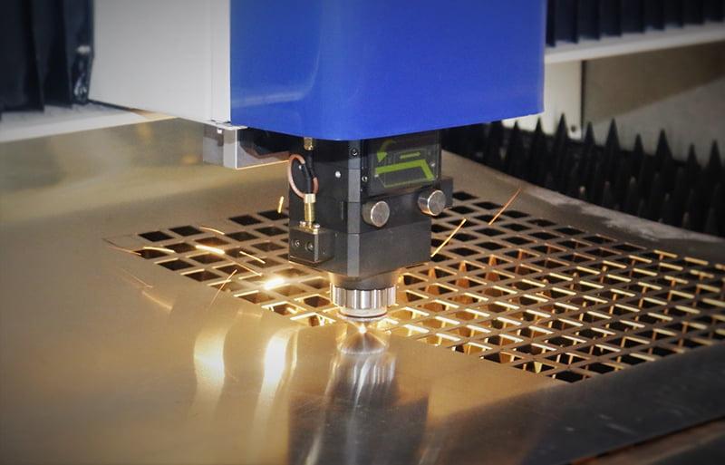 Gia công cắt Laser Inox 201 theo yêu cầu khách hàng
