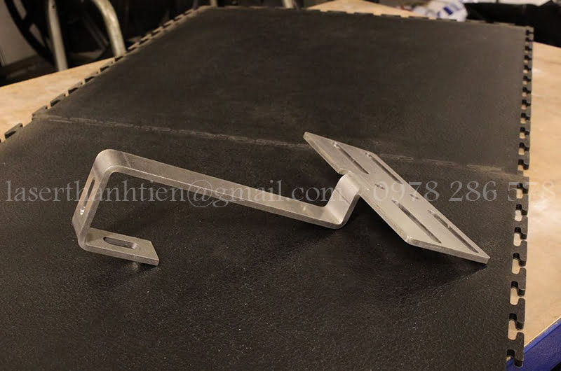 Gia công cắt laser inox giá rẻ theo yêu cầu tại Hà Nội