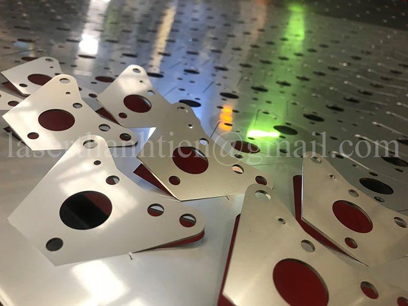 Báo giá cắt laser inox chất lượng cao tại Thành Tiến