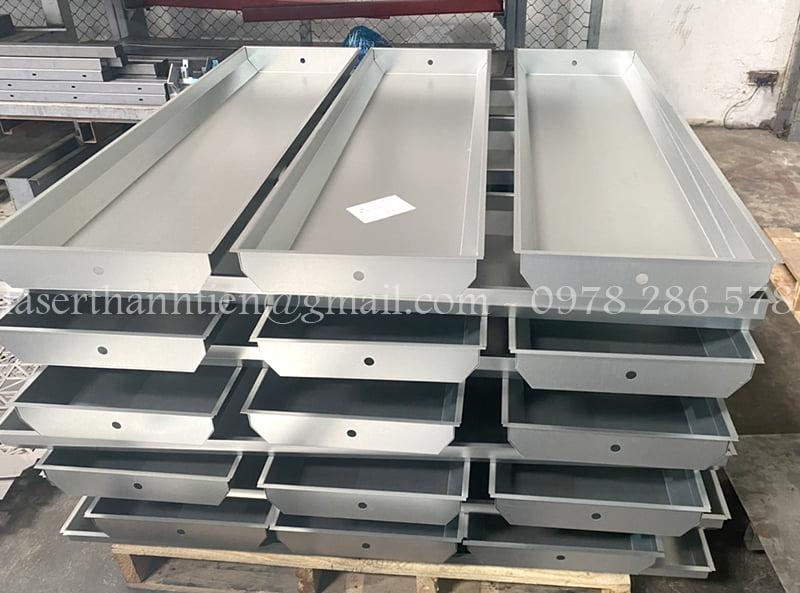 Dịch vụ gia công kim loại tấm giá rẻ Hà Nội theo yêu cầu