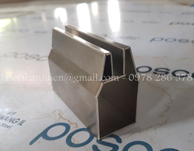 Soi rãnh kim loại giá rẻ Hà Nội theo yêu cầu