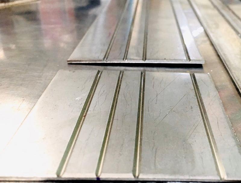 Gia công soi rãnh kim loại tại Thành Tiến theo yêu cầu