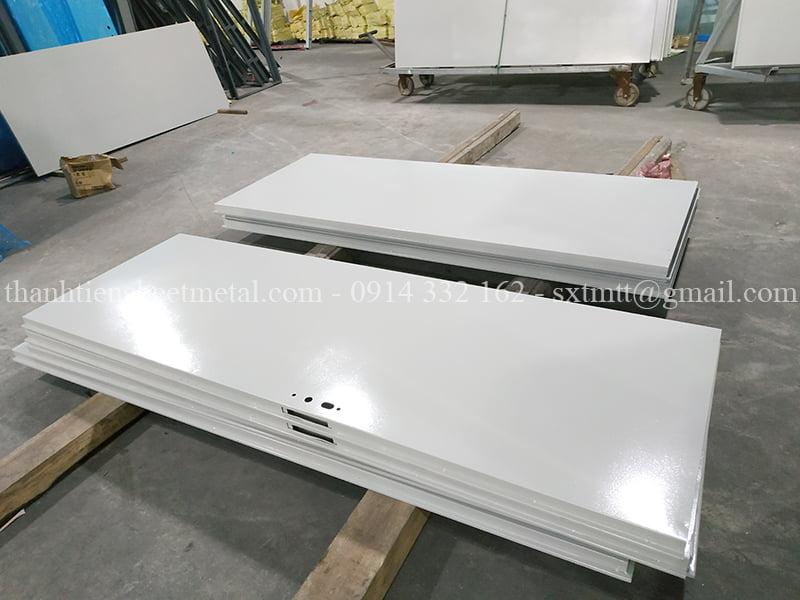 Sản xuất cửa thép chống cháy theo yêu cầu tại Hà Nội