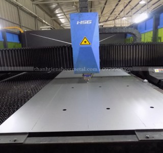 Dịch vụ gia công cắt CNC kim loại tấm tại Thành Tiến