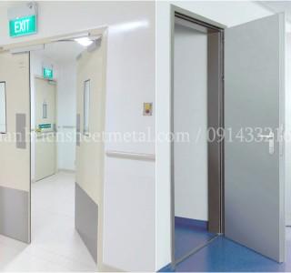 Địa chỉ sản xuất cửa chống cháy uy tín chất lượng tại Hà Nội