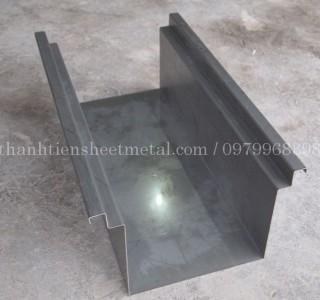 Ứng dụng của soi rãnh kim loại đối với ngành gia công sản xuất